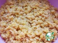 Мягкий сыр из чечевицы ингредиенты