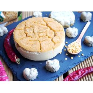 Мягкий сыр из чечевицы