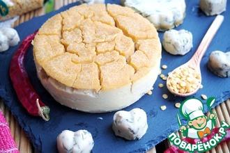 Рецепт: Мягкий сыр из чечевицы