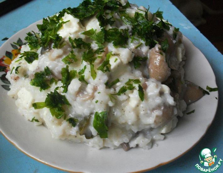 Рецепт: Салат Дачный