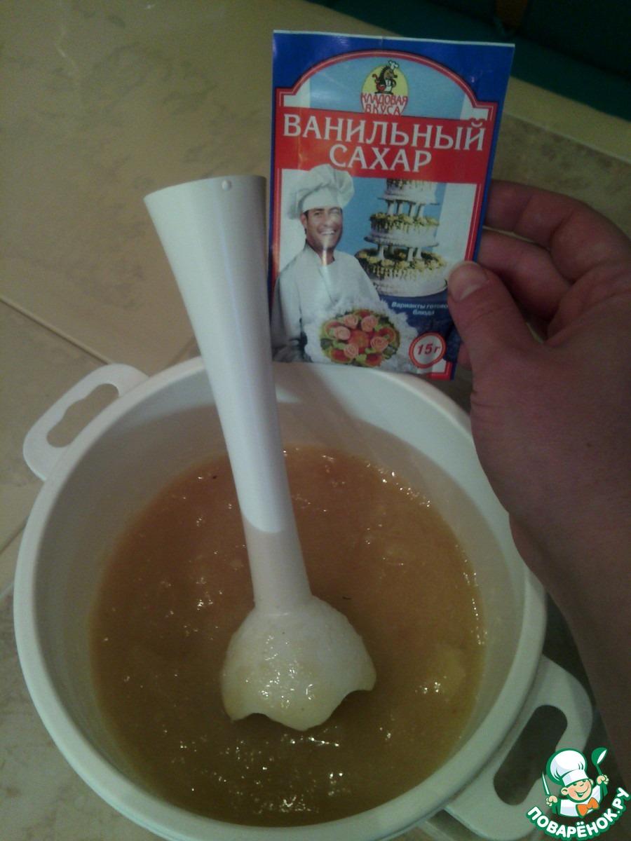 Кофейный зефир на агаре