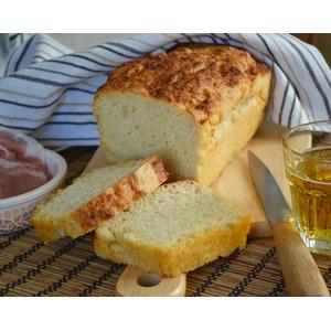 Пивной хлеб на сливочном масле