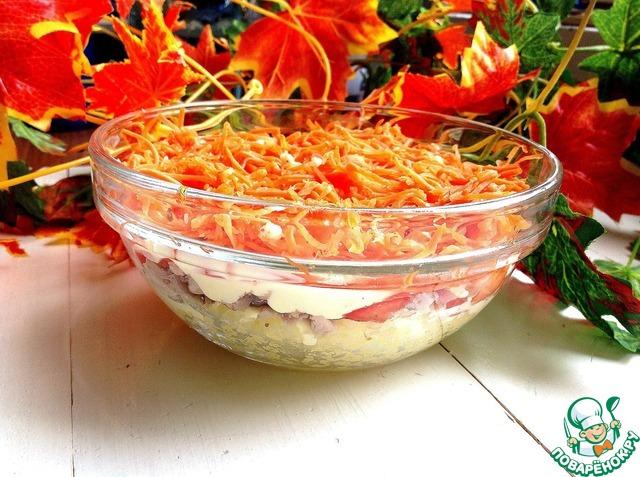 чуть салат горгона рецепт с фото соглашусь, бритые