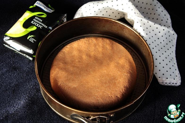 Торт кофейно-сливочный на закваске