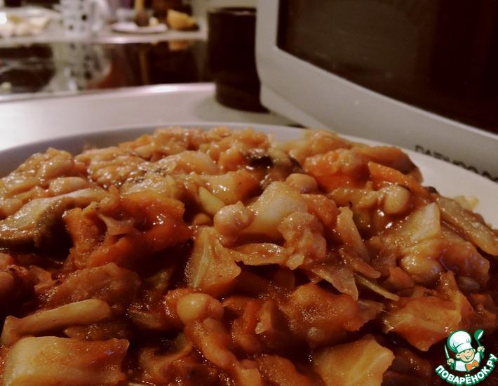 Рецепт: Овощное рагу по-ирландски