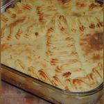 Ирландская картофельная запеканка с мясом