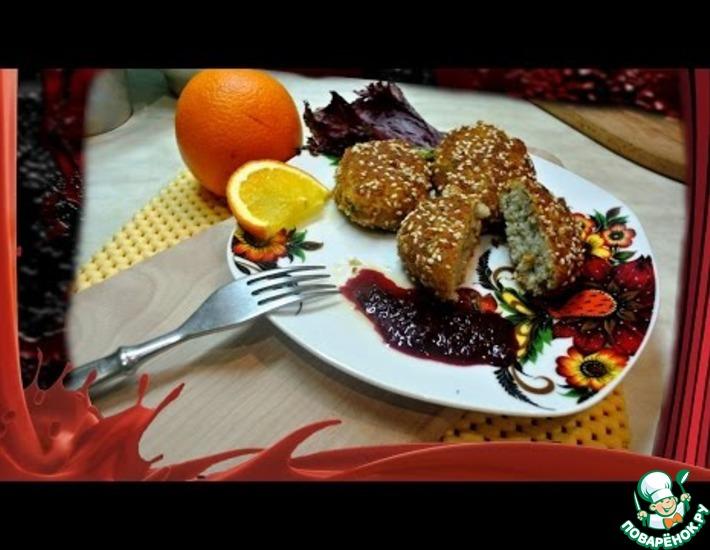 Рецепт: Рыбные котлеты Нежные