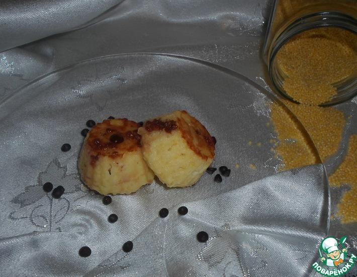 Рецепт: Десерт Не кекс