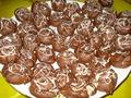 Шоколадные эклеры Черное-белое от Виколь
