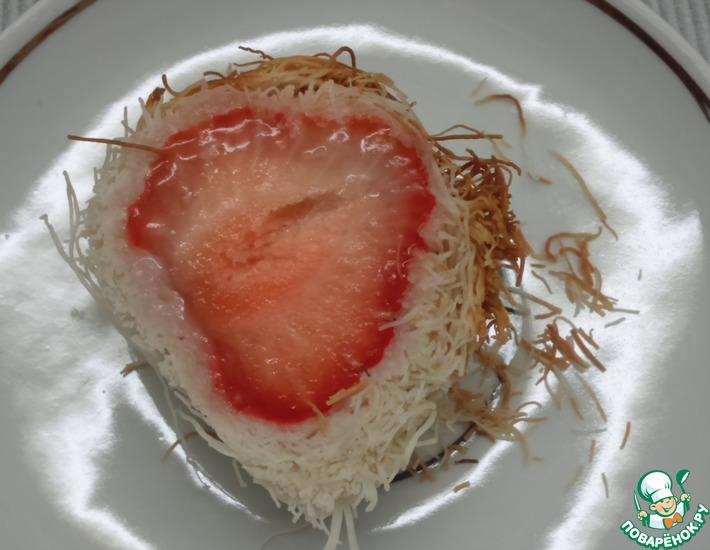 Рецепт: Хрустящая клубника