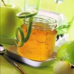 Желе из яблок и лимонов