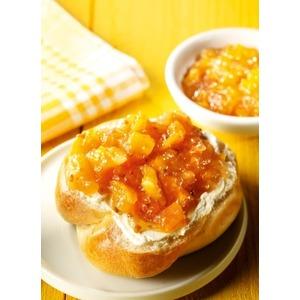 Варенье из абрикосов и персиков
