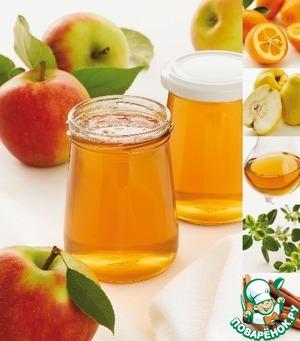 Рецепт: Яблочное желе
