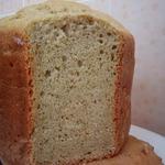 Луковый хлеб в хлебопечке