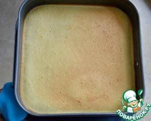 Торт Графика Масло сливочное
