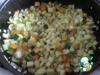 Овощная постная лазанья ингредиенты