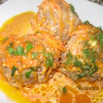 Тефтели с томатным соусом – кулинарный рецепт