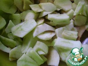 Малиновое варенье с яблоками на зиму