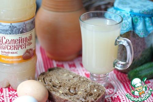 Глинтвейн с квасом – кулинарный рецепт
