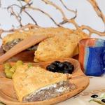Критский мясной пирог Креатотурта