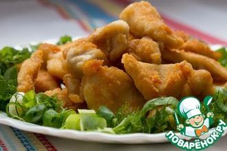 Рецепт: Курица Женева
