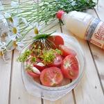 Соленые помидоры в квасе