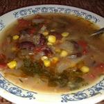 "Танзанийский суп ""Миссис Мпатва"" – кулинарный рецепт"