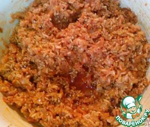 Постный перец фаршированный овощами и рисом рецепт с фото, как приготовить на Webspoon.ru