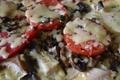 Лучшая пицца А-ля пепперони и двойной сыр