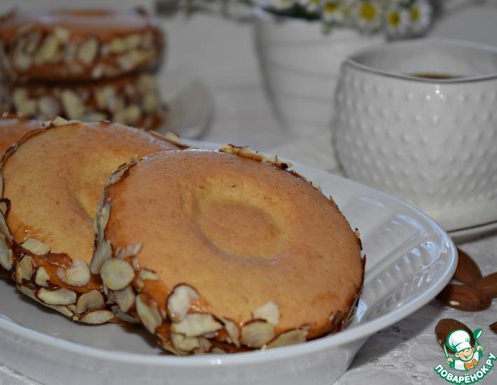 Рецепт: Печенье Доброе утро