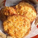 Печенье морковно-овсяное
