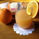 Цитрусовый напиток на квасе