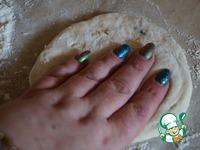 Лепешки на кефире с пшеном и брынзой ингредиенты