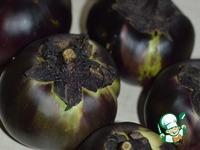 Баклажаны фаршированные ингредиенты