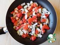 Гороховая каша с томатно-мясным соусом ингредиенты