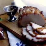 Бутербродное мясо, маринованное в квасе
