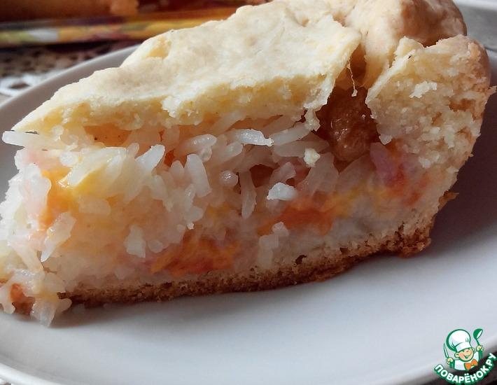 Рецепт: Мой любимый пирог