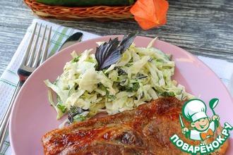 Рецепт: Свинина в сладком маринаде