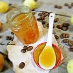 Джем Кофейный абрикос с ванилью