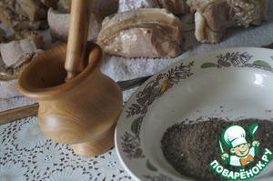 Рыба в рассольном соусе – кулинарный рецепт