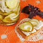Огурцы маринованные для бутербродов – кулинарный рецепт