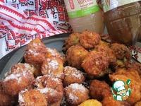 Творожные шарики быстрые «На любой вкус» ингредиенты