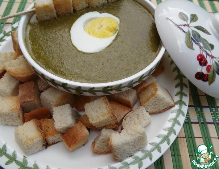 Рецепт: Суп Дачный