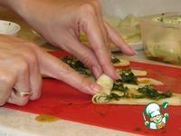 Рулетики из кабачков в чесночно-медовом соусе ингредиенты