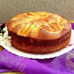 Персиковый пирог Моя нежность