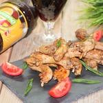 Куриные шейки в квайси-маринаде