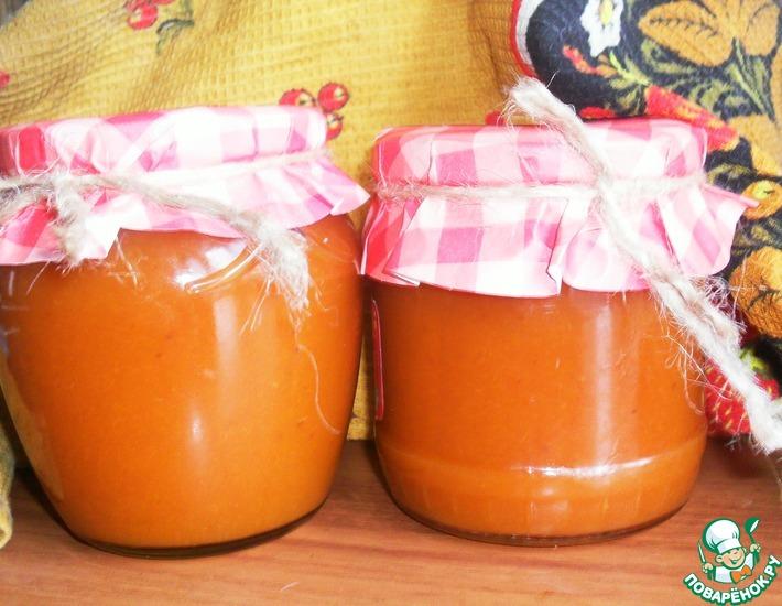 Рецепт: Желе из абрикосов