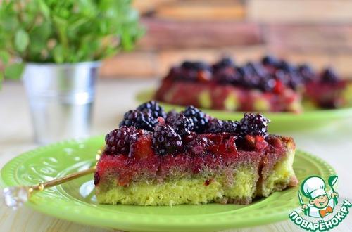 Бисквит на сковороде – кулинарный рецепт