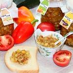 Закуска из кабачков на зиму Юрча
