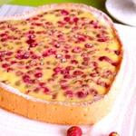 Тарт Лесная ягода в сметанном креме